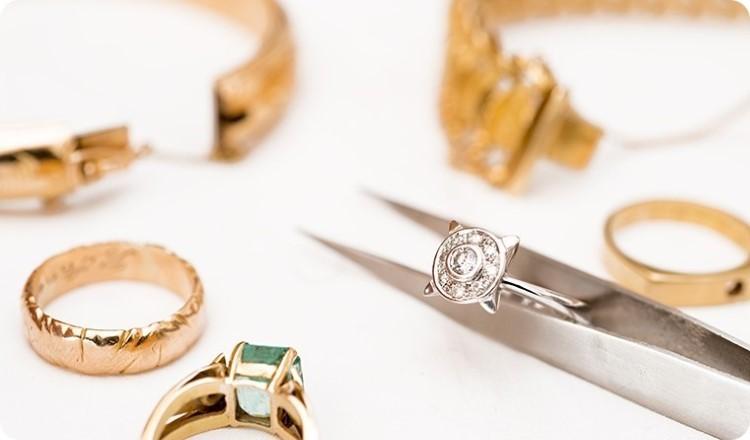 آموزش ساخت سنتی طلا، جواهر، نقره