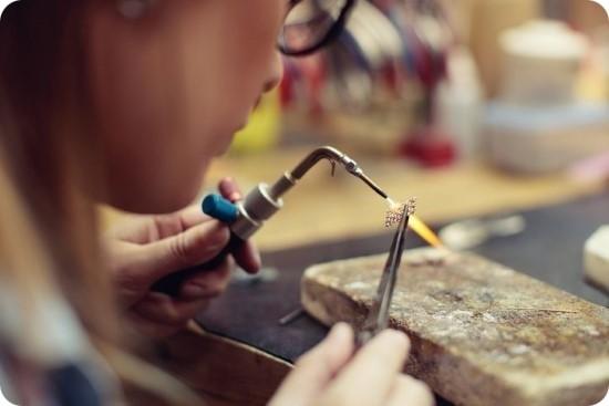 آموزش جوشکاری و مونتاژ فلزات قیمتی